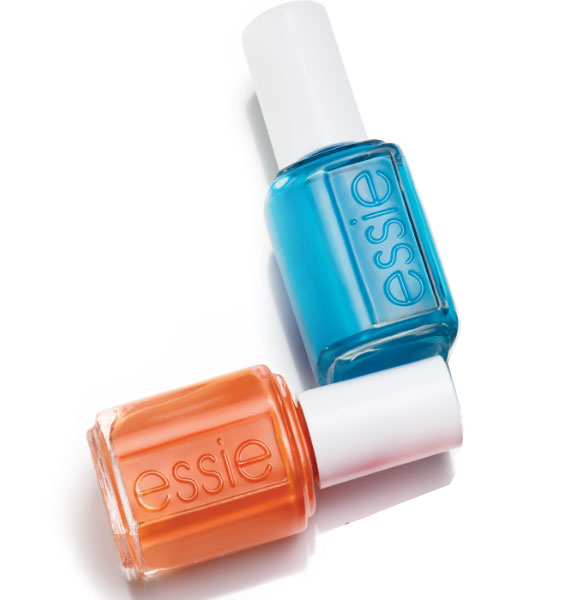 Лак для ногтей Essie (In the Cab-ana и Saturday Disco Fever), 360 рублей