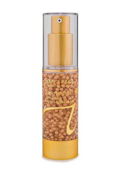 Тональная основа Liquid Minerals a Foundation, Jane Iredale, 4 211 рублей