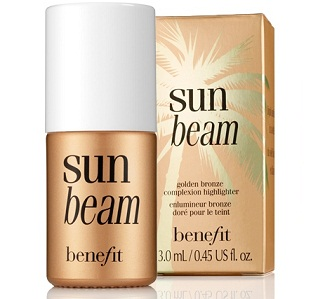 Хайлайтер Sun Beam - golden bronze, Benefit, 950 рублей