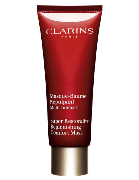 Маска для лица Super-Restorative Replenishing Mask, Clarins, 3100 рублей