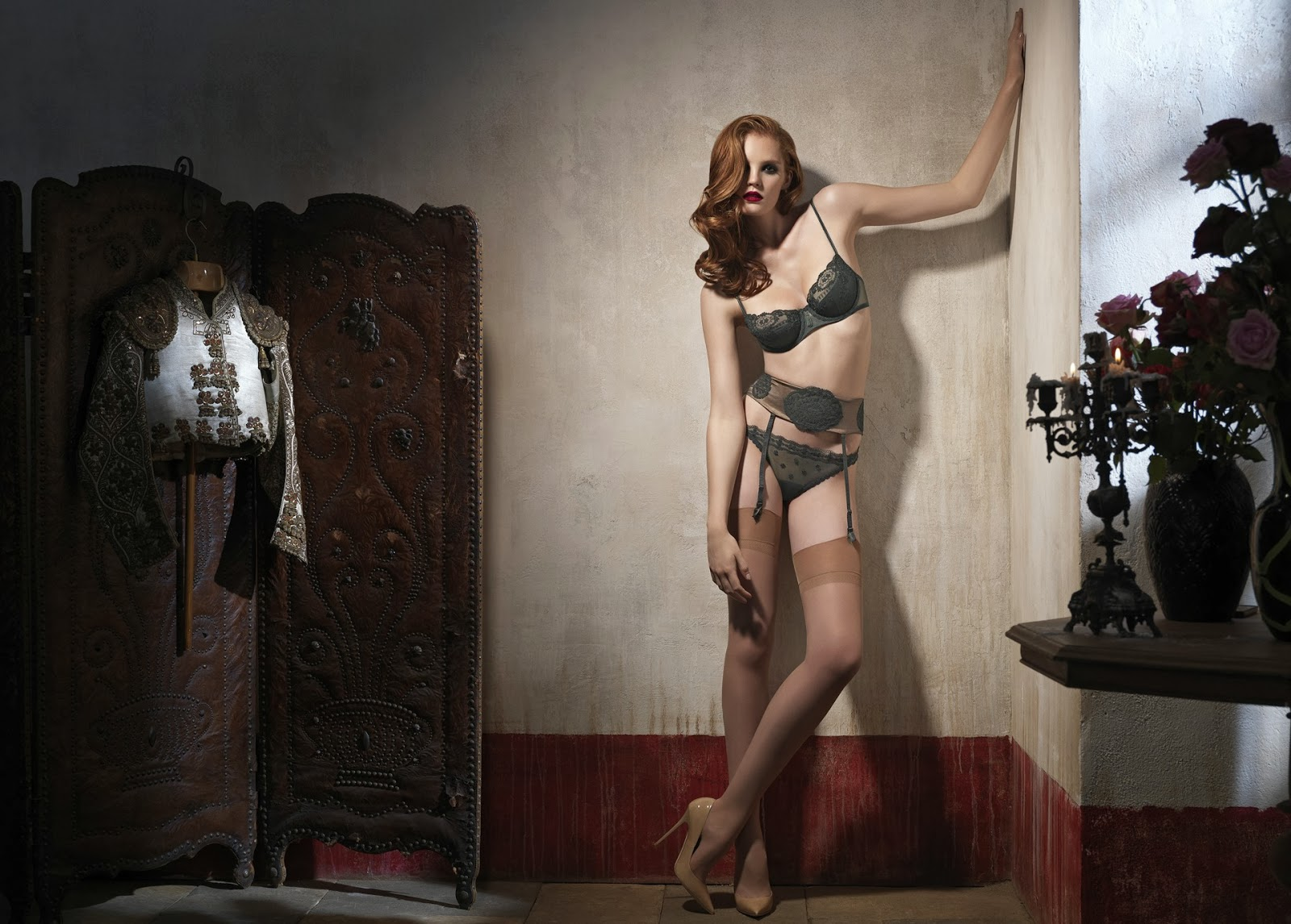 Alexina Graham - La Perla - Fall-Winter 2013 4.jpg